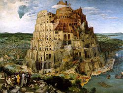 250px-Brueghel-tower-of-babel