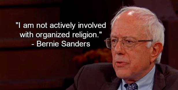 sanders1religion