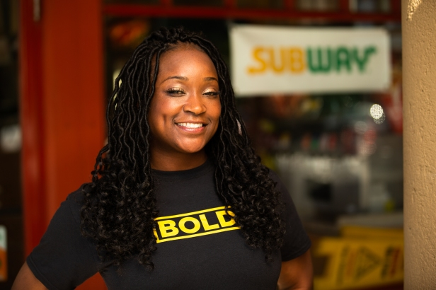 Kiesha-Haggerty-Subway-Bold